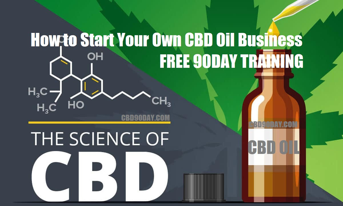How to Start Your Own CBD Oil Business - Fargo North Dakota