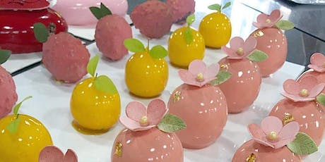 Elegant Pastry by Gregory Doyen Hands-On Masterclass tickets