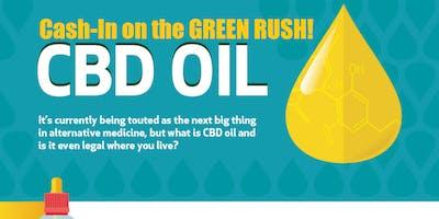 Cash-In on the Multi Billion Dollar GREEN RUSH! CBD Oil - Providence Rhode Island