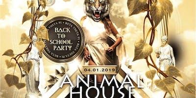 Beta Presents: Animal House