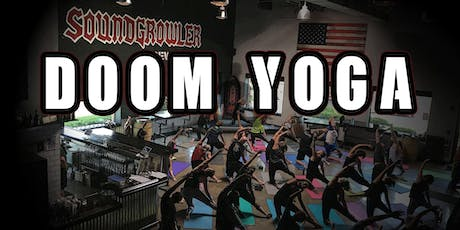 Doom Yoga (Nov 2019) tickets