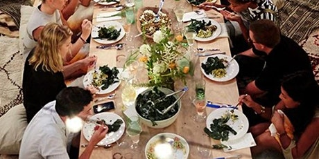 Interactive Dinner Gathering - The Cure To End Loneliness tickets