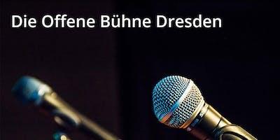 Offene Bühne Dresden