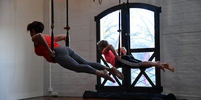 Intro to Aerial Yoga Taster & Workshop