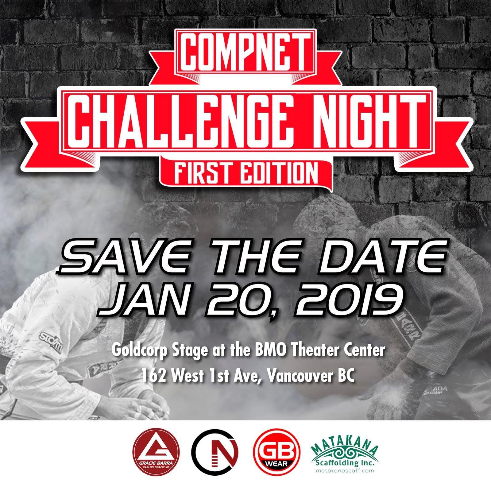 Compnet Challenge Night