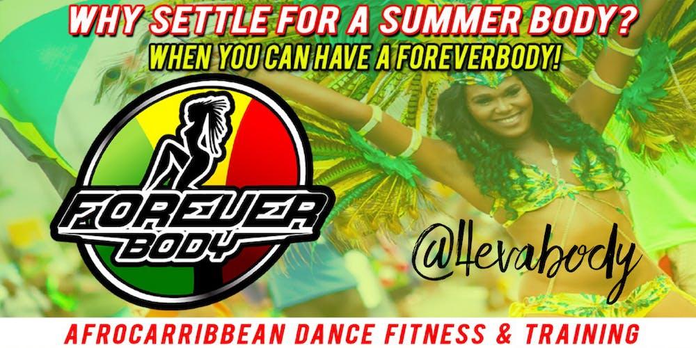 HIIT AfroCaribbean Dance Fitness