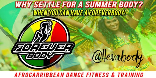 HIIT AfroCaribbean Dance Fitness