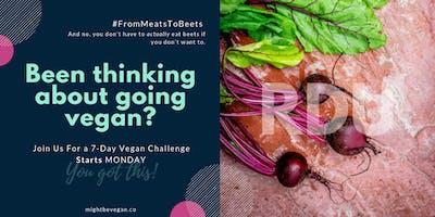 7-Day Jumpstart to Vegan Challenge | Raleigh + Dur