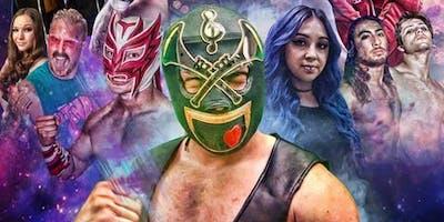 ATLAS Wrestling presents LIVE Pro Wrestling & Lucha Libre