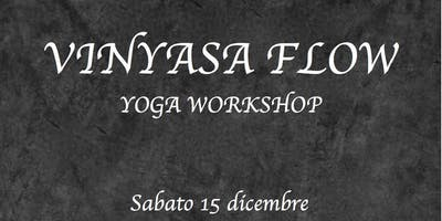 VINYASA FLOW - WORKSHOP DI YOGA. Prenota gratuitamente, paga in palestra