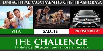 THE CHALLENGE - RAVENNA 12-12