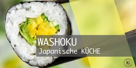 WASHOKU - Einführung in die Japanische Küche Tickets