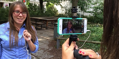 How To Create Compelling Video For Social Using A Mobile - Training Course tickets