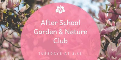 After School Garden Club