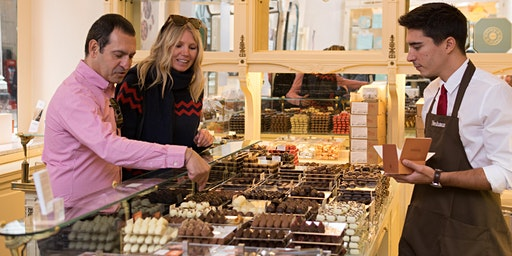 Chocolat belge (circuit de dégustation)
