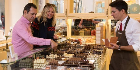 Belgian Chocolate tasting tour - Brussels billets