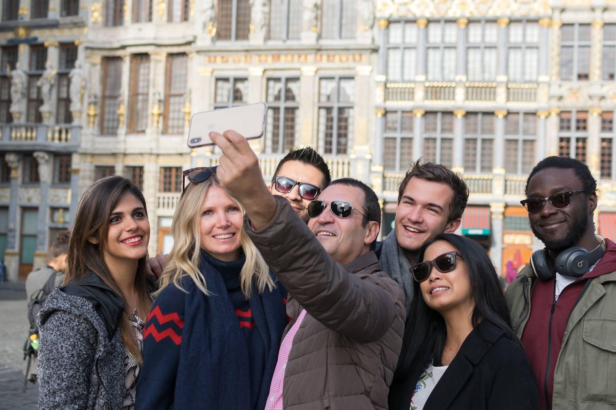 Tour gratis de Bruselas - en español - 15h