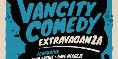Vancity Comedy Extravaganza