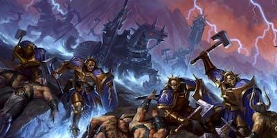Age Sigmar Monthly War Realms Pt Tournament