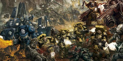 Warhammer Monthly Doubles