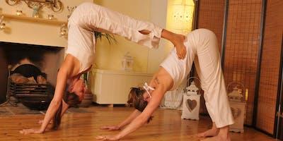 Unity Partner Yoga™ Workshops with Bev Hetherington