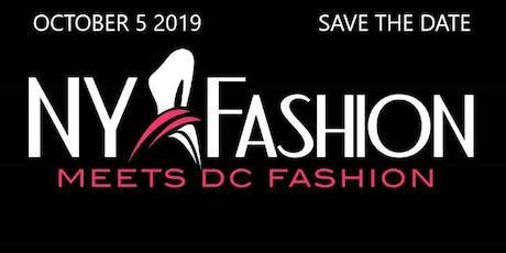 NY Fashion Meets DC Fashion 2019 tickets