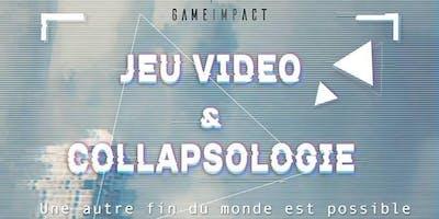Jeu vidéo et collapsologie #6 - Atelier Design Fiction