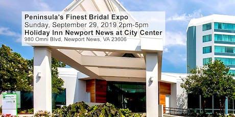 Peninsula's Finest Bridal Expo tickets