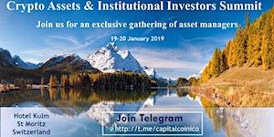 Swiss Crypto Assets Summit St Moritz