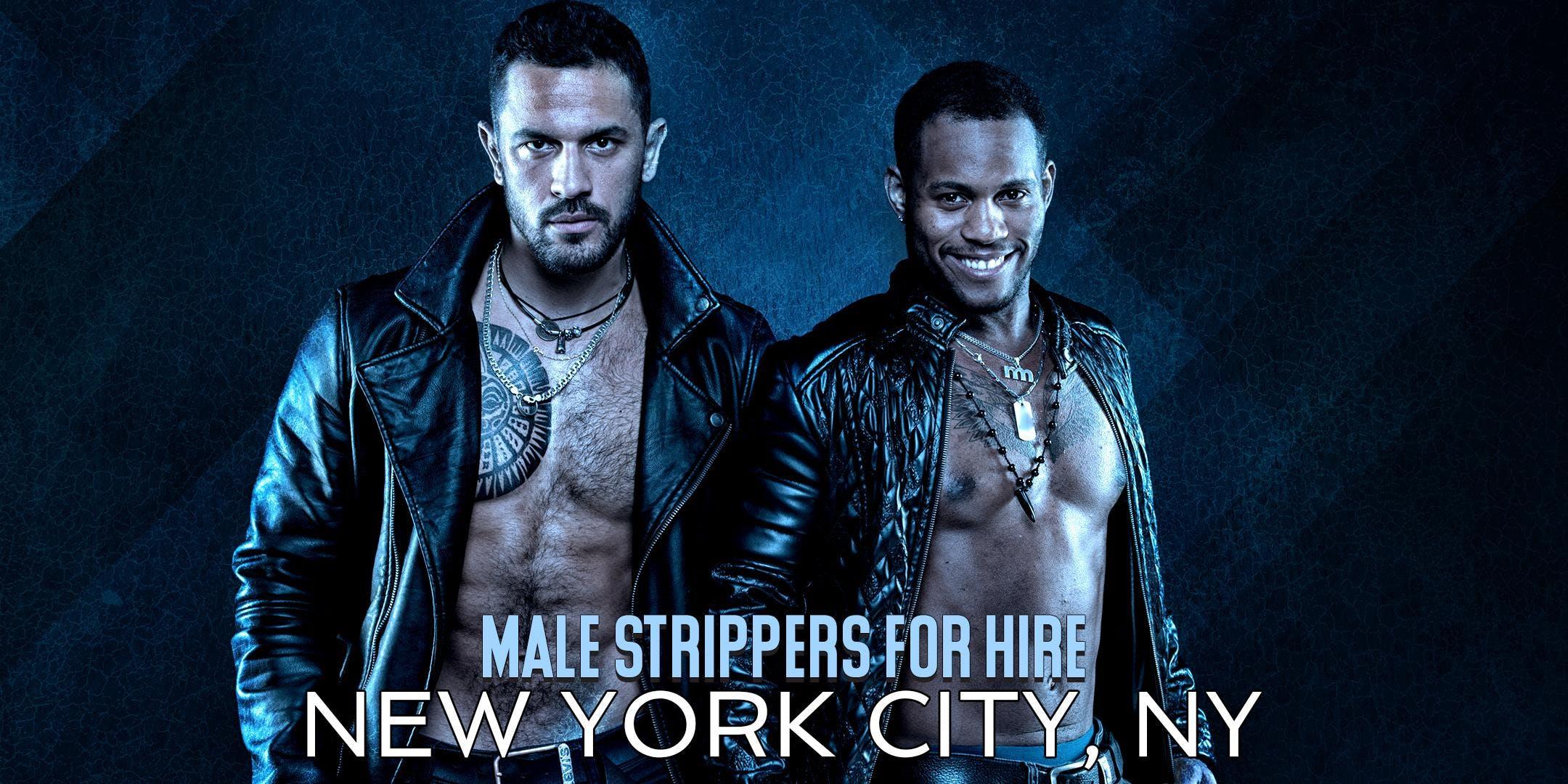 Hire a Male Stripper New York City NY - Private Party Male Strippers for  Hire New York City