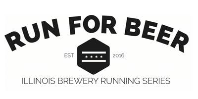 Beer Run - Ballast Point Brewing - Part of the 2019 IL Brewery Running Series