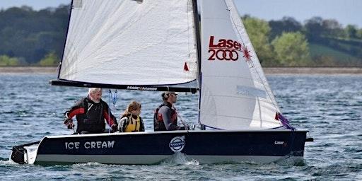 RYA Start Sailing (Level 1) Adult Dinghy Weekend Sailing Courses