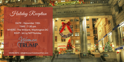 Women for Trump Holiday Reception