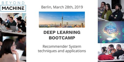 Deep Learning Bootcamp: Building Recommender System on Keras and Introduction of Deep Neural Network