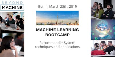 Machine Learning Bootcamp: Building Recommender System
