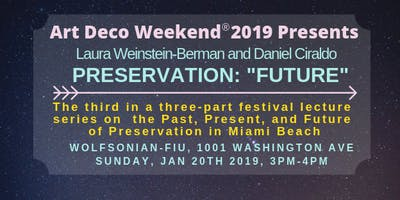Preservation: Future