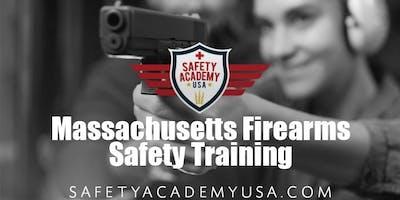 Massachusetts Basic Firearms Safety Class
