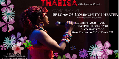 THABISA with special guests: Giving Back-Bregamos Community Theater
