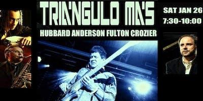 Jazz & Latin Fusion with Joe Hubbard\