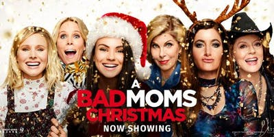 Brunch & Movies at Brewvies - A Bad Moms Christmas