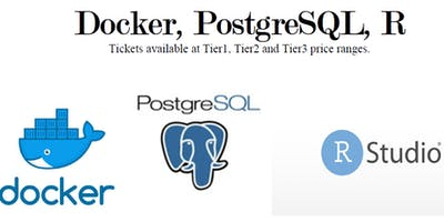 Data Workshop - Docker, PostgreSQL, R