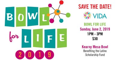 VIDA's 3rd Annual Bowl for Life 2019