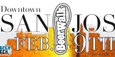 Beerwalk - Downtown San Jose 2019
