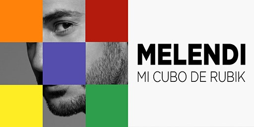 MELENDI - Mi Cubo de Rubik en Bilbao