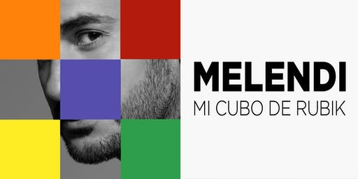 MELENDI - Mi Cubo de Rubik en Salamanca