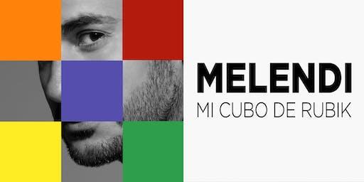 MELENDI - Mi Cubo de Rubik en Valencia