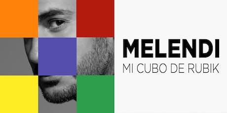 MELENDI - Mi Cubo de Rubik en León entradas
