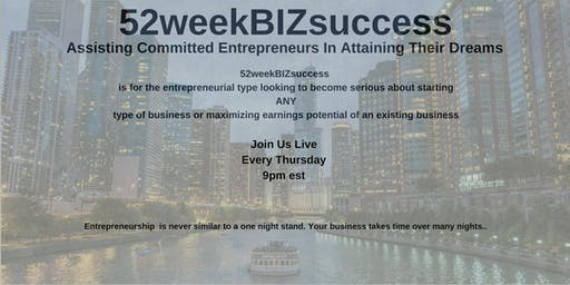 52weekBIZsuccess Action Steps  Call - In
