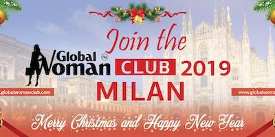 GLOBAL WOMAN CLUB MILAN: BUSINESS NETWORKING BREAKFAST - DECEMBER