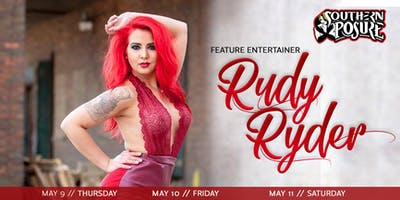 Feature Entertainer: Ruby Ryder